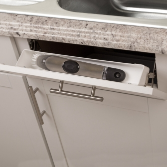 14 in. Sink Front Tray Kit